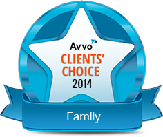 Avvo CLIENTS' CHOICE 2014