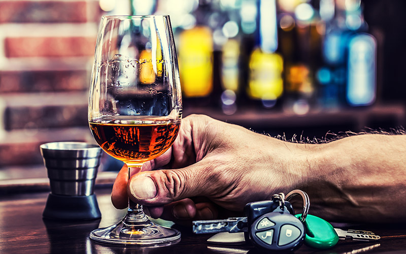 Accident at restaurant leads to DUI charges for Florida man