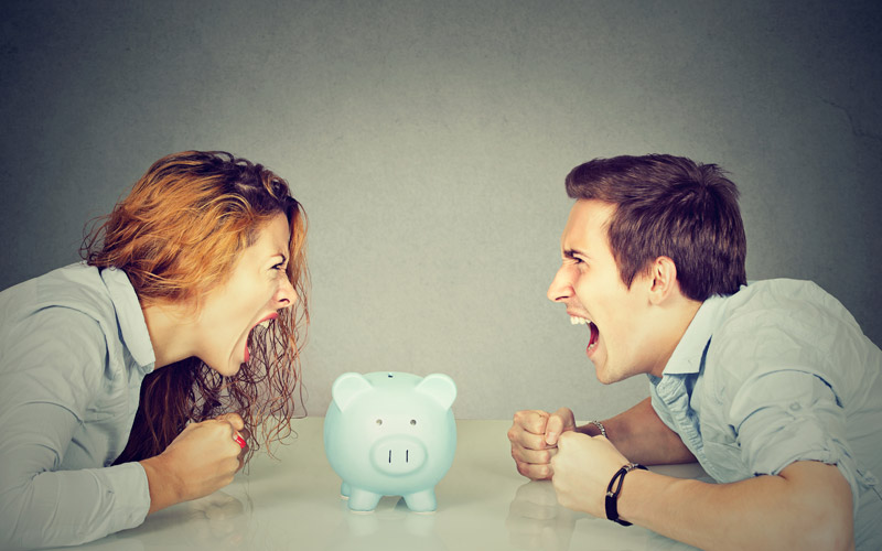 Covering all the financial bases during divorce