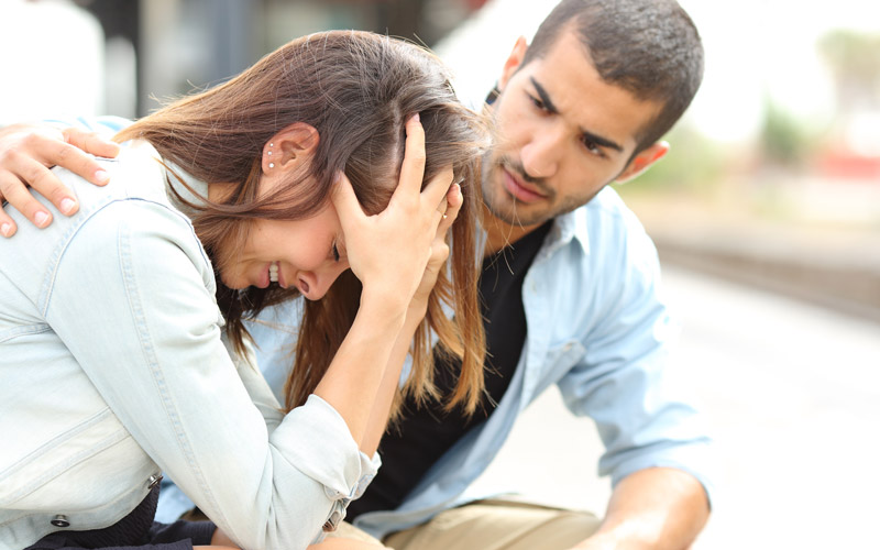 Healing process after divorce invokes grieving and rebuilding