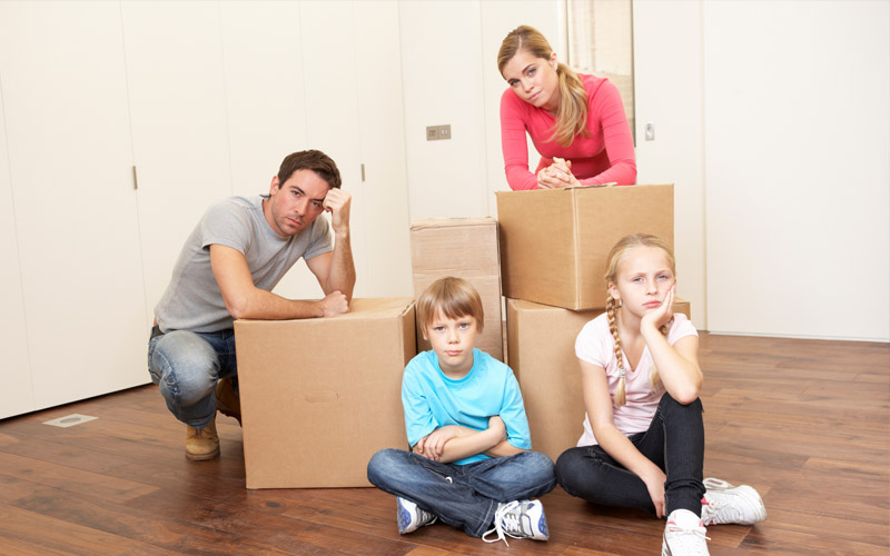 How to handle the family home during a divorce