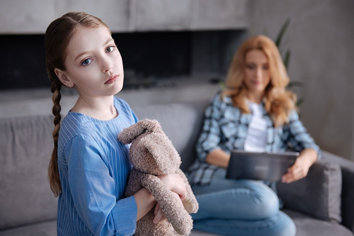 How Is Social Media Affecting Kids During A Divorce?
